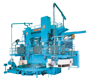 TMD Series(Double Column Vertical Boring and Turning Mills)