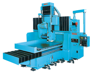 PGD 1308N(Double-Column CNC Surface Grinding Machine)